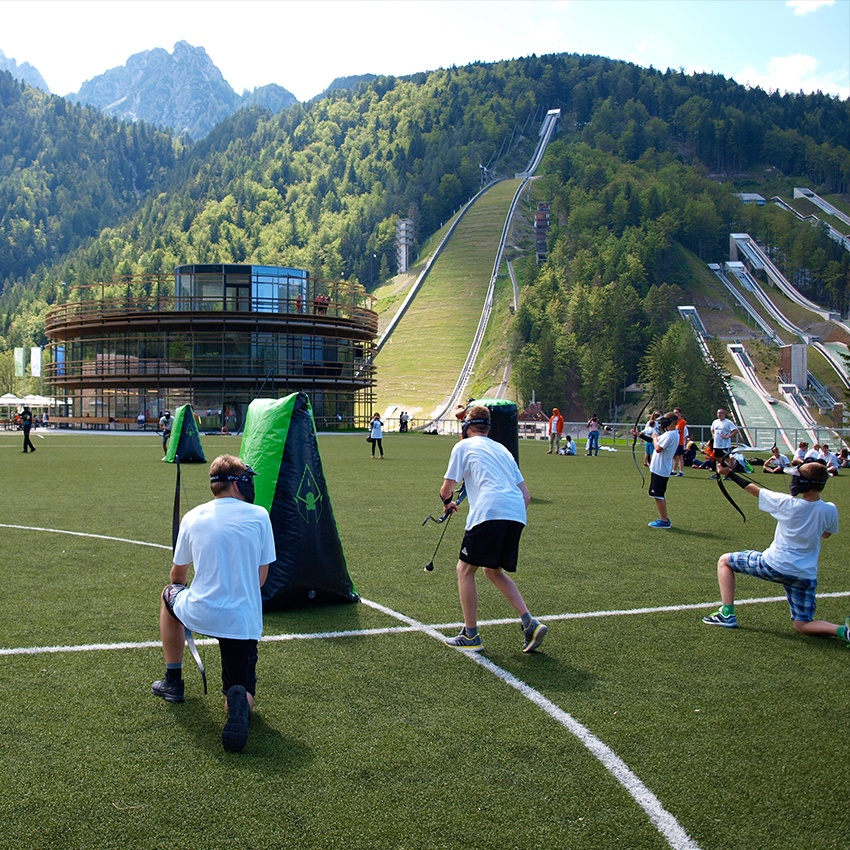 Archery Wars Slovenija