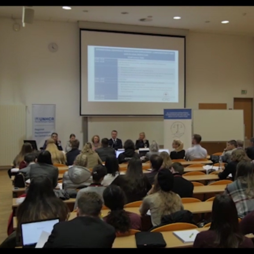 Migration and Displacement: Complementarity and Gaps in Legal Protection