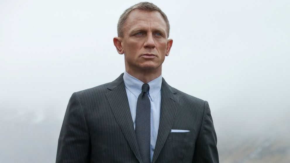 Daniel Craig_James Bond_foto: ABC News