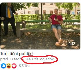 Vid Valič in Juš Milčinski, foto: Facebook
