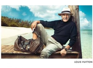 Sean Connery-Louis Vuitton, foto: Louis Vuitton