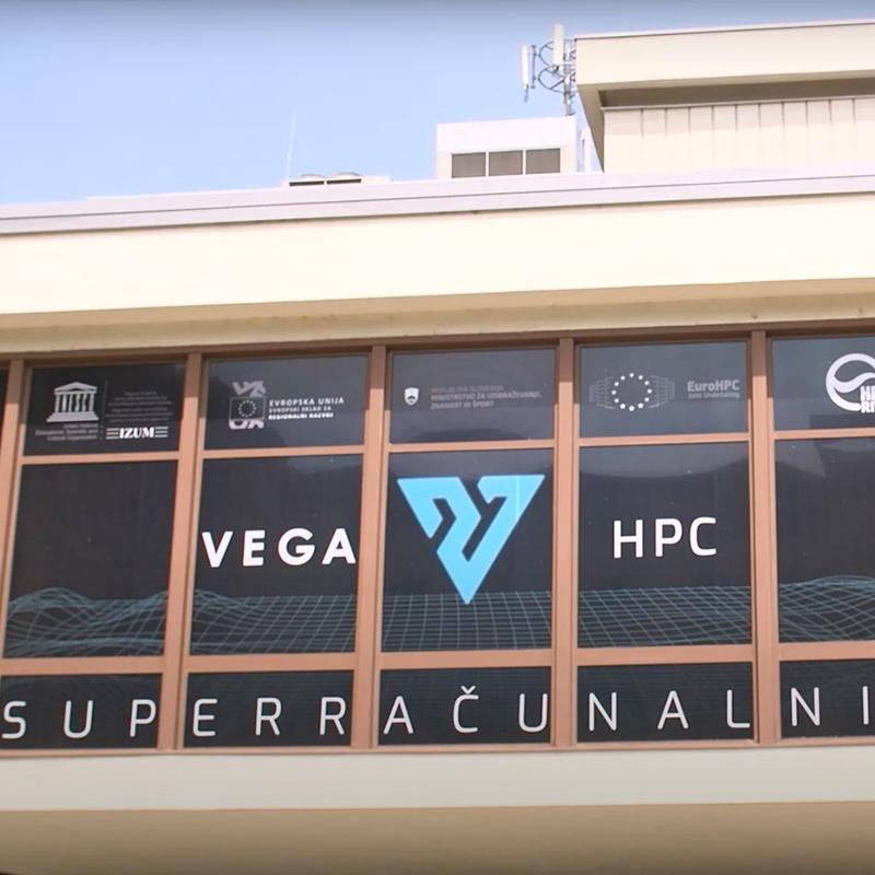 Superračunalnik Vega